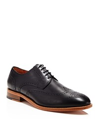 Crosby Square Holloway Wingtip Dress Shoes Black