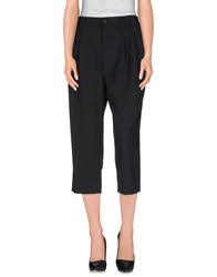 Red Valentino Redvalentino Trousers 3 4 Length Trousers Women Black