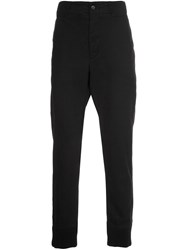 Engineered Garments Straight Trousers Black
