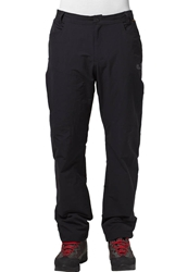 Jack Wolfskin Stretch Winter Trousers Black