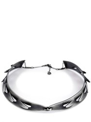 Mario Salvucci Thorns Collar Necklace