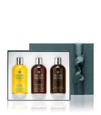 Molton Brown Iconic Washes Gift Set For Him Female
