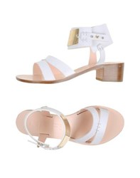 Tiffi Footwear Sandals Women White