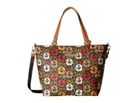 Petunia Pickle Bottom Glazed Altogether Tote Gardens Of Gillingham Tote Handbags Multi