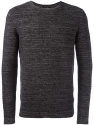 Calvin Klein Crew Neck Jumper Grey