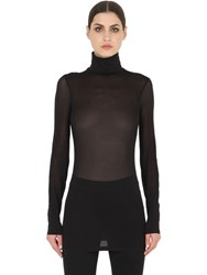 Wolford Nylon Tulle Top