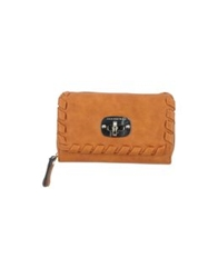 Fornarina Wallets Tan