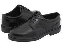Deer Stags Times Black Men's Dress Flat Shoes