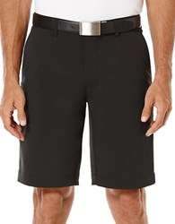 Callaway Flat Front Tech Shorts Black