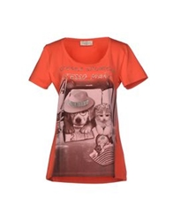 Just For You T Shirts Coral