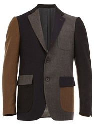 Wooster Lardini Two Button Blazer Multicolour