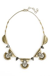 Junior Women's Leith Crystal Statement Necklace