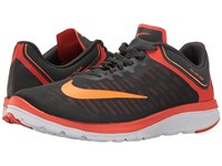Nike Fs Lite Run 4 Anthracite Total Orange Team Orange White Men's Running Shoes Black