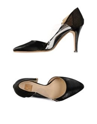 Zoe Lee Pumps Black