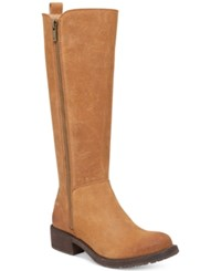 Lucky Brand Womens Desdie Tall Boots Women's Shoes Aztec