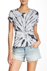 Young Fabulous And Broke Denley Burnout Tee Gray