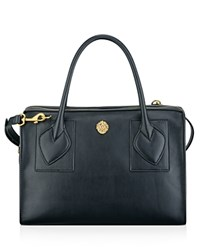 Anne Klein Medium Bey Satchel Black