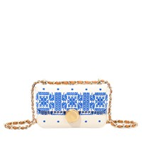 Vanessa Bruno Embroidered Eve Bag