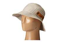 San Diego Hat Company Rbm5557 Ribbon Sun Hat With Braided Fauxe Suede Snap Closure Natural Caps Beige