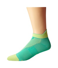 Nike Elite Run Lightweight No Show Menta Key Lime Menta No Show Socks Shoes Green