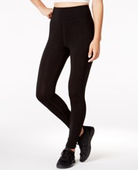 Ideology Slimming Flex Stretch Leggings Only At Macy's Black