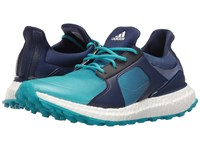 Adidas Climacross Boost Energy Blue Night Sky Energy Blue Women's Golf Shoes Green