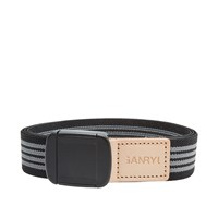 Ganryu Elastic Belt Black
