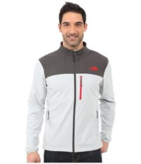 The North Face Nimble Jacket High Rise Grey Asphalt Grey Men's Coat Black