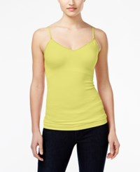 Energie Juniors' Jane Molded Cup Cami Top Elfin Yellow