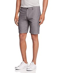 Boss Rice Slim Fit Shorts Grey