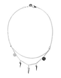 Liu Jo Necklaces Silver