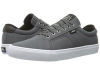 Lakai Flaco Cement Canvas Men's Skate Shoes Gray
