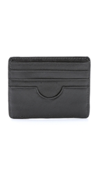 Marc By Marc Jacobs Big N Boss Credit Card Holder Black