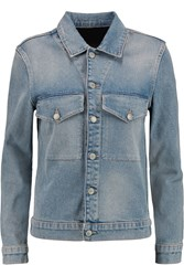 Mih Jeans Studio Denim Jacket Blue