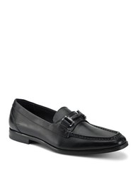 Marc New York Carnegie Leather Loafers Black