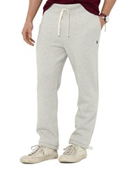 Polo Ralph Lauren Fleece Drawstring Sweatpants Sport Heather