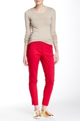 Christopher Blue Mina Ankle Pant Red