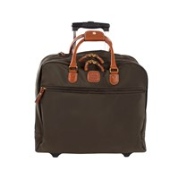Bric's X Travel Laptop Carry On Case Olive