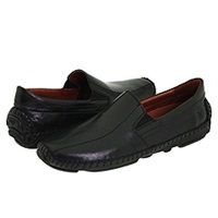 Pikolinos Jerez Moccasin 09Z 5956 Black Leather Men's Slip On Shoes