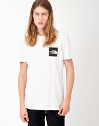 The North Face Black Label Short Sleeve Fine Pocket T Shirt White