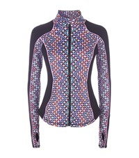 Juicy Couture Sequin Print Jacket Female Black