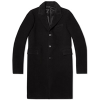 Our Legacy Coat 10 Cocoon Black