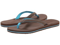 Scott Hawaii Olena Brown Blue Women's Shoes
