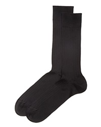 The Men's Store At Bloomingdale's Ribbed Cotton Blend Socks
