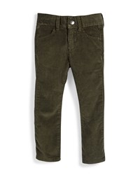 Appaman Skinny Corduroy Pants Forest Night Size 6 14