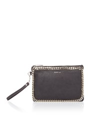 Replay Clutch Bag Black