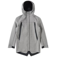 Nike Tech Fleece Parka Grey