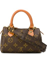 Louis Vuitton Vintage Small Cross Body Bag Brown