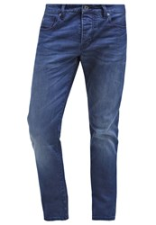 Scotch And Soda Ralston Slim Fit Jeans Winter Spirit Blue Denim