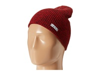 Neff Daily Heather Beanie Black Red Beanies